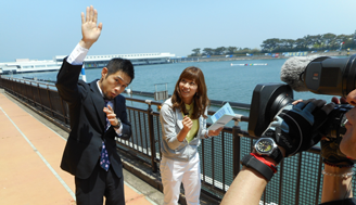 先行公開! BOAT RACE WORLD #2 菊地孝平選手へのインタビュー風景を一部ご紹介