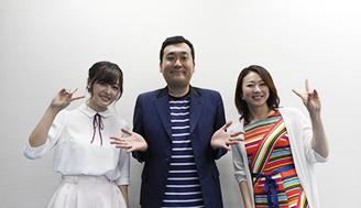 今週はゲストの田中雅美さん、グランジ大さん、久住小春さんが「地区選」をリポート!