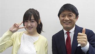 「勝利へのターン」初めての出演で気合が入る武田修宏さん、的中なるか?