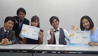女子会を楽しんだ久住小春さん&ヤングダービーに向け気合い充分の永島知洋さん!トップ賞は誰だ!?