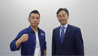 (2月4日放送分)放送300回を突破! スペシャルゲストに植木通彦さんが来てくれました!!