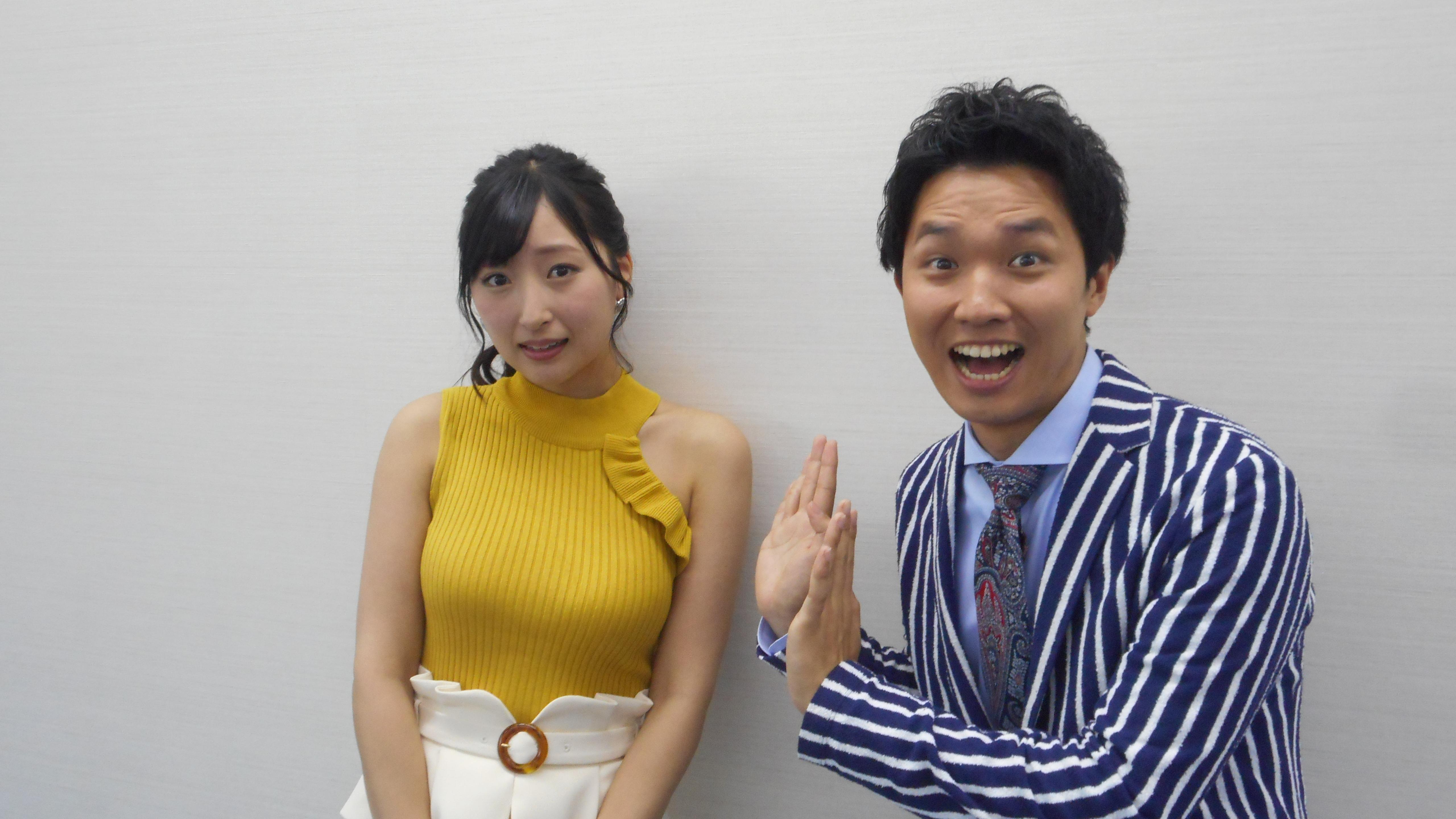 (5月20日放送分)データを元に予想を練る瀬名葉月さんと先週に引続き渡辺裕太さんが登場!