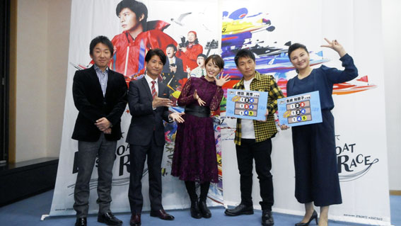 (1月27日放送分)ますだおかだの増田英彦さんと忍野さらさんが登場!
